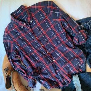 American Eagle 🦅 Men's Plaid Shirt